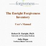 Forgiveness Research Tools